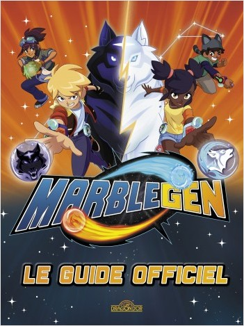 Marblegen - Le guide officiel