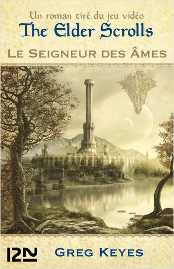 The Elder Scrolls tome 2