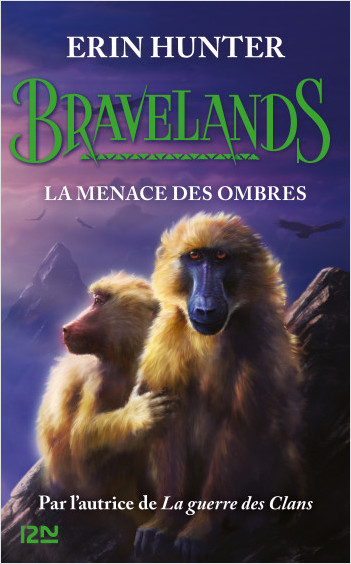Bravelands - Tome 4 : La menace de l'ombre