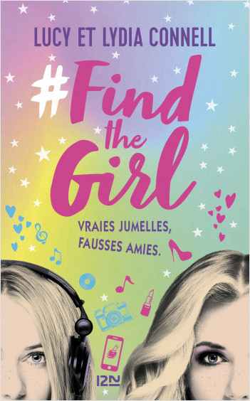 #Find the girl - tome 01