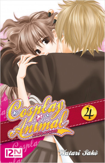 Cosplay Animal - tome 04