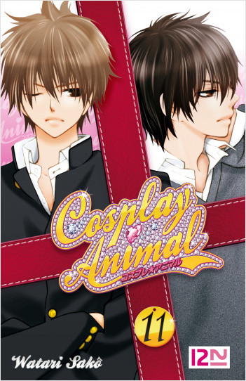Cosplay Animal - tome 11