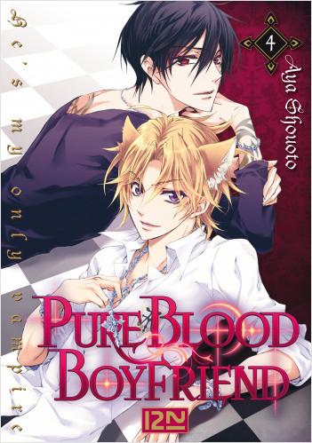 PureBlood Boyfriend - He's my only vampire - tome 04