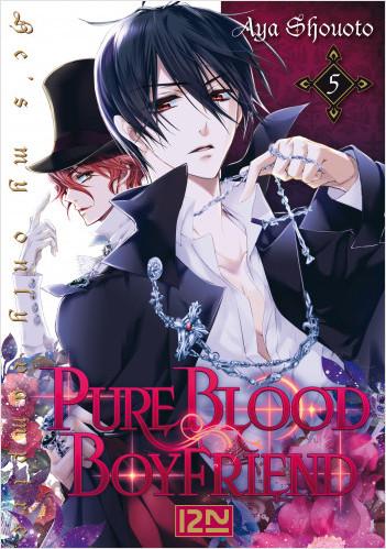 PureBlood Boyfriend - He's my only vampire - tome 05