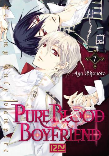 PureBlood Boyfriend - He's my only vampire - tome 07