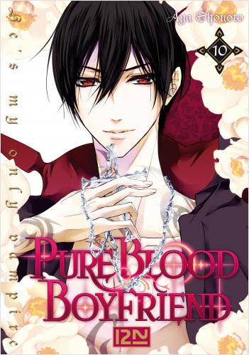 PureBlood Boyfriend - He's my only vampire - tome 10