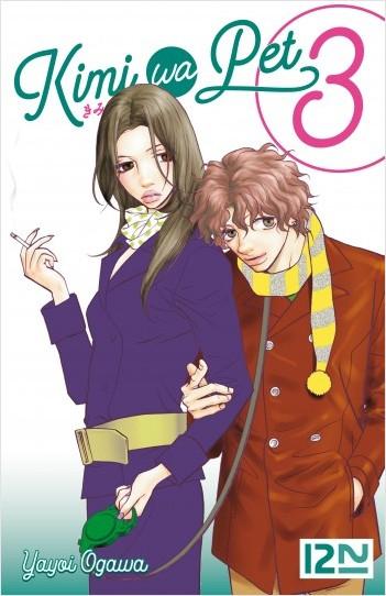 Kimi Wa Pet - tome 3