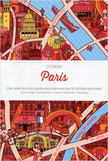 City Maps - Paris