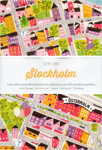 City Maps - Stockholm