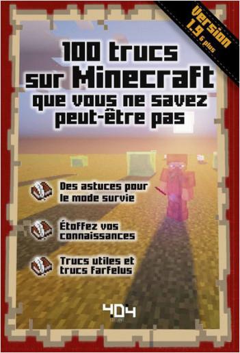 100 trucs sur Minecraft que vous ne savez peut être pas - Version 1.10