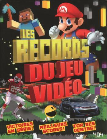 Les records du  jeu vidéo
