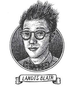 Landis Blair